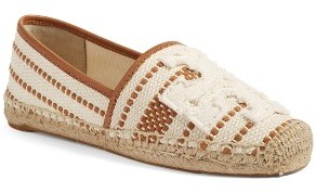 Women's Tory Burch Shaw Espadrille $150 thestylecure.com