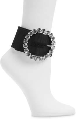 ATTICO Embellished Ankle Cuff