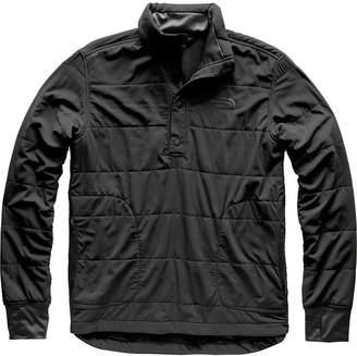 The North Face Mountain Sweatshirt 1/4 Snap Neck Jacket - Men's