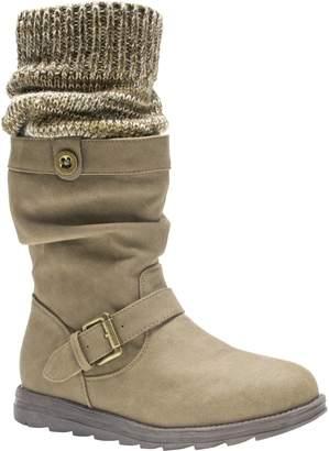 Muk Luks Tall Boots - Sky
