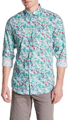 Ganesh Tropical Long Sleeve Shirt