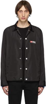 Diesel Black J-Roman-P Jacket