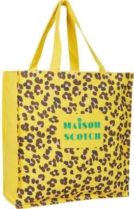Scotch & Soda Canvas Artwork Bag