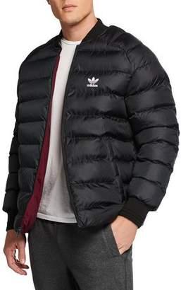 adidas Men's Reversible Puffer Jacket