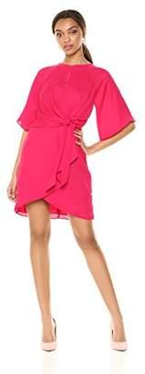 Adelyn Rae Women's Abbey Woven Dress