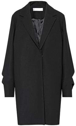 Victoria Beckham Victoria Oversized wool coat