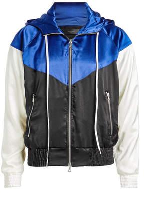 Amiri Silk Bomber Jacket