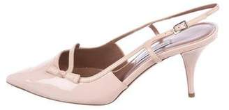 Tabitha Simmons Gabby Pointed-Toe Pumps