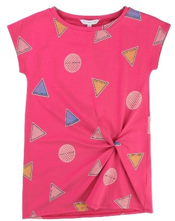Little Marc Jacobs Toddler Girl's Little Marc Jacobs T-Shirt Dress