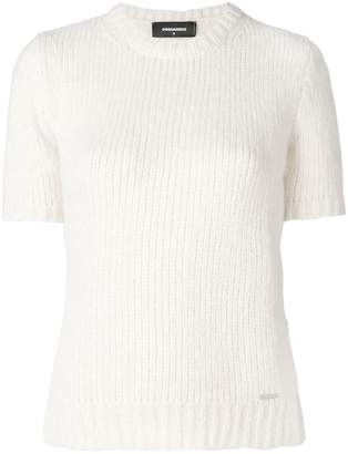 DSQUARED2 short-sleeve knit