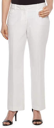 WORTHINGTON Worthington Perfect Trouser Womens Modern Fit Bootcut Trouser