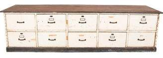 Antique-Style Filing Cabinet