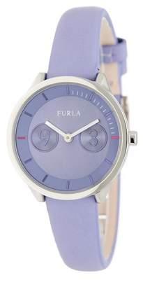 Furla Women's Metropolis Leather Watch, 31mm