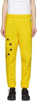 Etudes Yellow Etoile Lounge Pants