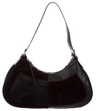 a60b1848fb11 Pre-Owned at TheRealReal · Hogan Leather Hobo Bag