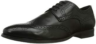 Geox Men's U Albert 2Fit Wing Tip Oxford