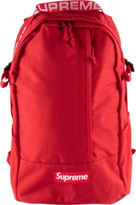 Supreme Backpack - 'SS 18' - Red