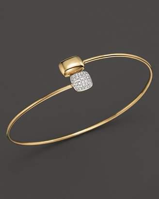 KC Designs Diamond Square & Rectangle Bracelet in 14K Yellow Gold