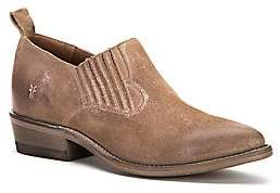 Frye Women's Billy Textured Oxfords