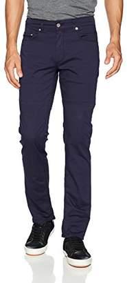 "Bugatchi Men's Five Pocket Stretch Pant 34"" Inseam"