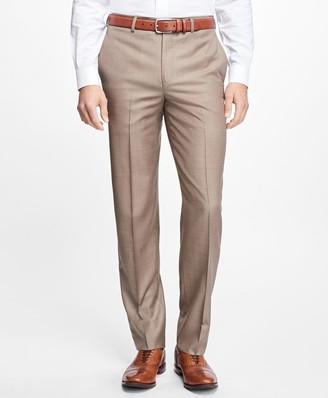 Brooks Brothers Fitzgerald Fit Wool Dress Trousers