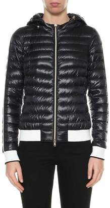 Herno Down Jacket With Contrast Details