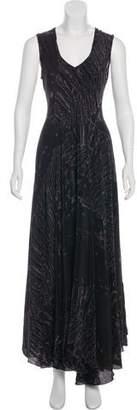 Biya Tie-Dye Maxi Dress