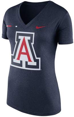 Nike Women's Arizona Wildcats Striped Bar Tee