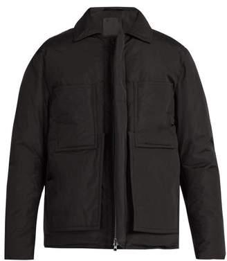 Craig Green Crinkle Down Filled Jacket - Mens - Black