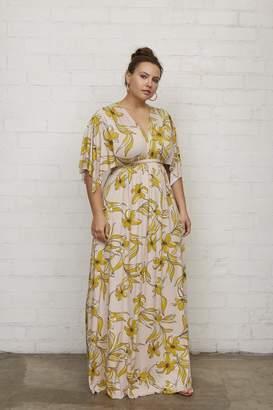 e4d4e034a73 Rachel Pally Long Caftan Dress in Print Size 1x