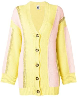 M Missoni colour block cardigan