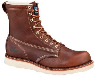 Thorogood Work Boots Mens Waterproof Insulated 9 D Tobacco 814-4009