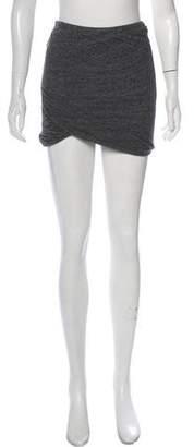 Etoile Isabel Marant Ruched Mini Skirt