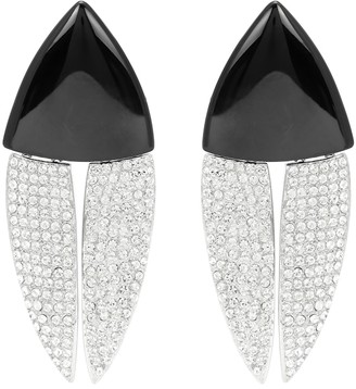 Smoking clip-on earrings