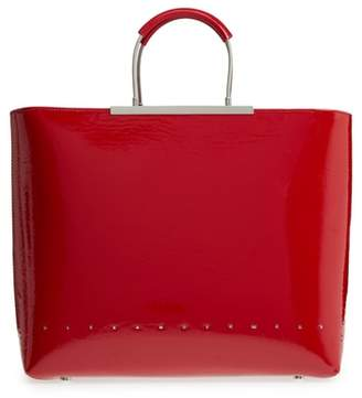 Alexander Wang Dime Patent Leather Tote