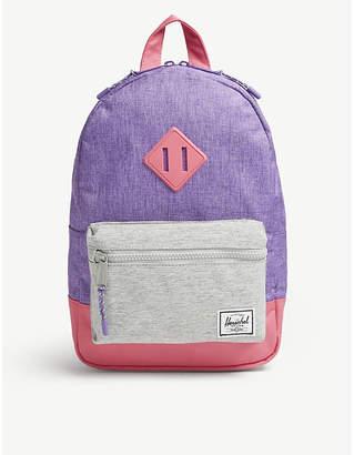 Herschel Colour-blocked backpack