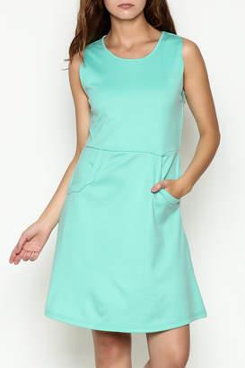vFish designs Summer Knit Dress