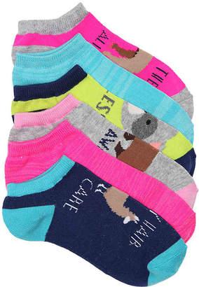 Mix No. 6 Puns No Show Socks - 6 Pack - Women's