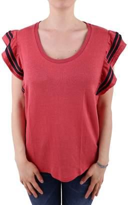 Scotch & Soda Stretch Linen T-shirt