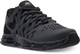 Nike Men's Lunar Fingertrap Training Sneakers from Finish Line