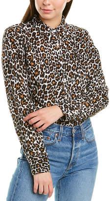 J.Crew Slim Perfect Linen-Blend Shirt