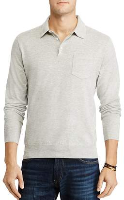 Polo Ralph Lauren Pima Cotton Collared Sweater