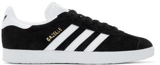 adidas Black Gazelle Sneakers