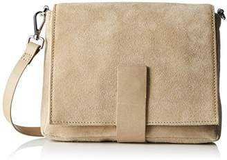 Selected Women's Sfnori Suede Cross Over Bag Shoulder Bag fits all