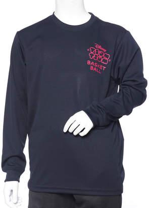 Disney (ディズニー) - ディズニー Disney ジュニア バスケットボール 長袖Tシャツ DN-8KW4618TLTM DN-8KW4618TLTM