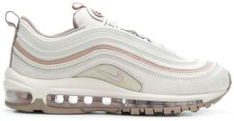 Nike stitched panel sneakers