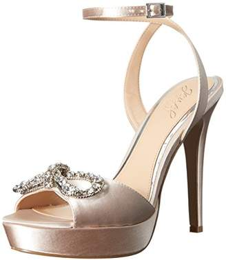 Badgley Mischka Jewel Women's Mildred Heeled Sandal