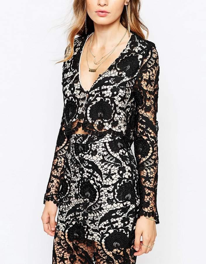 Black Lace Blouse Shopstyle 67