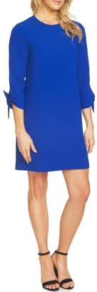Women's Cece Tie Sleeve Shift Dress $129 thestylecure.com