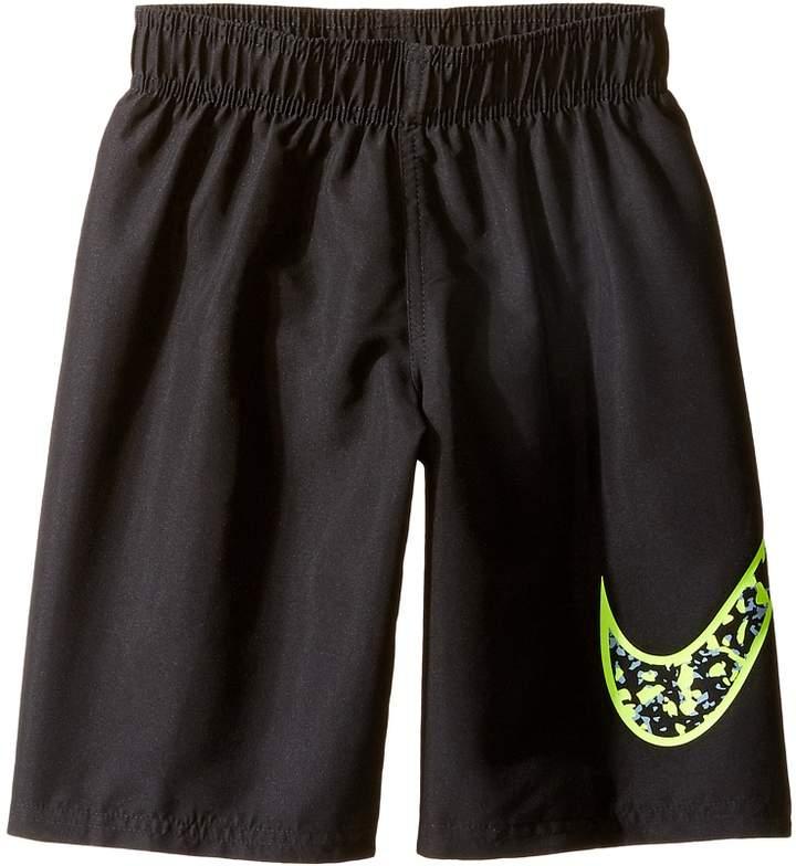 Nike Kids - Core Solid Swoosh 7 Volley Short Boy's Swimwear